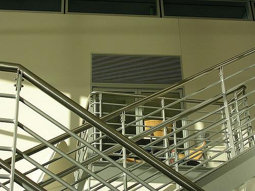 aluminum balustrade